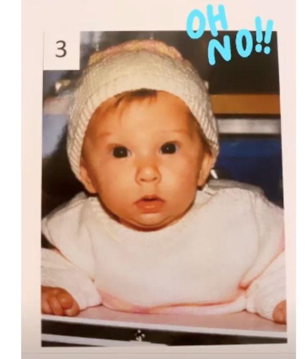 Baby Anna Heinrich