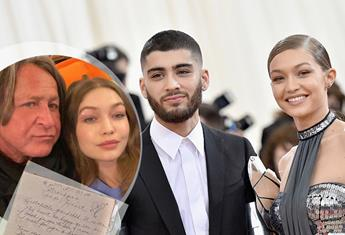 Gigi Hadid and Zayn Malik baby news! Grandfather, Mohamed Hadid shares a tender poem welcoming the newborn to the family