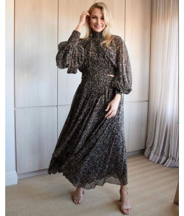 Anna Heinrich preg fashion