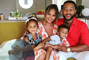 Migraine botox, bed rest, craving injuries … pregnancy #3 has not been smooth sailing for Chrissy Teigen!