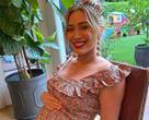 pregnant celebrity baby bumps