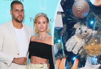 Pregnant Jesinta and Buddy Franklin are giving daughter Tullulah the cutest first Christmas tree EVER