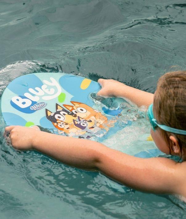 Bluey kickboard