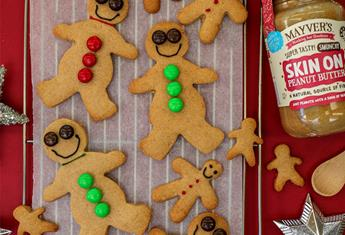 Leading dietitian Susie Burrell's Christmas Gingerbread