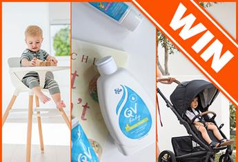WIN THE ULTIMATE BABY KIT!