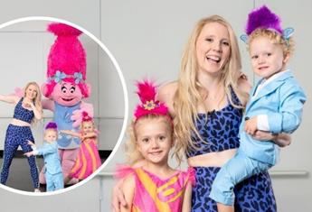 Nikki Webster is hosting a virtual dance party and your Trolls-obsessed kids are going to love it