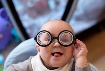 What can you do if you think something is wrong with your child's vision?