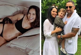 Zoe Marshall opens up about her pregnancy weight gain and the advice she receives is beautiful
