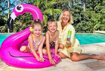5 ways to build water confidence with your children, according to Olympian Brooke Hanson