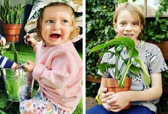 8 of the safest plants for children, according to a gardening expert