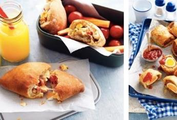 Back to school lunchbox hacks and 3 eggs-cellent lunch ideas your children will love