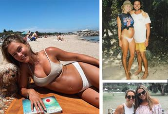 Bump watch! A round-up of pregnant celebrities in 2021 and their beautiful bellies