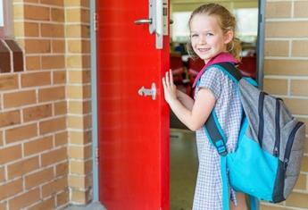 Is your child anxious about starting school for the first time? Here's how you can help