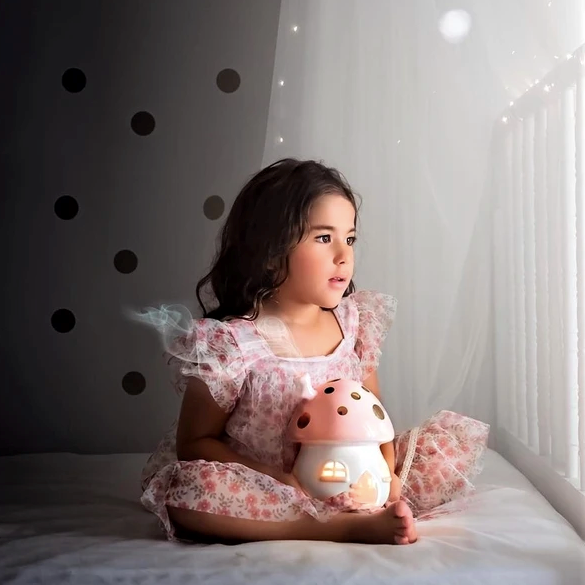 Little Belle Fairy House Nightlight