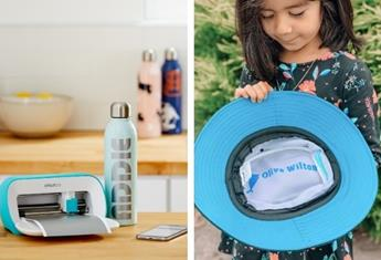 Back to school organising made easy with this genius machine that labels ALL the gear