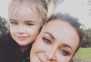 Celebrity kids go back to school: Michelle Bridges shares throwback photos on Axl's first day