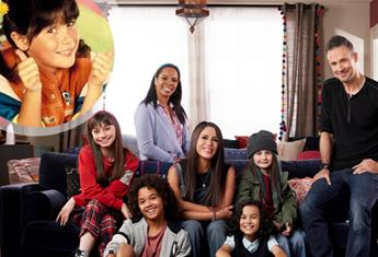 WATCH THE TRAILER: 'Punky Brewster' is back and navigating life as a single mum in a brand new show