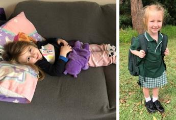 """REAL LIFE: """"My daughter has Juvenile Arthritis and an amazing pain threshold"""""""