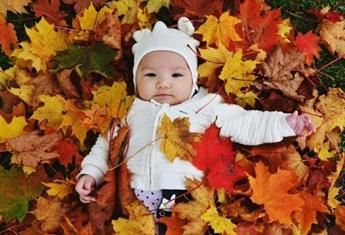20 gorgeous Autumn-inspired baby names and their meanings