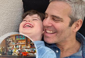 Andy Cohen's most adorable pictures of life with baby Ben