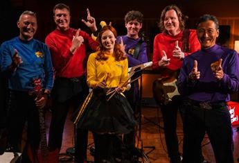 The Wiggles covered Tame Impala's 'Elephant' on Triple J's 'Like A Version' and WOW!