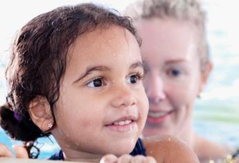 Managing Aquaphobia: How to help a child who has a fear of water