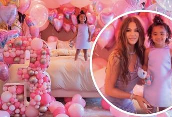 Khloe Kardashian's daughter True turns 3 in style! See all the photos from the lavish celebration