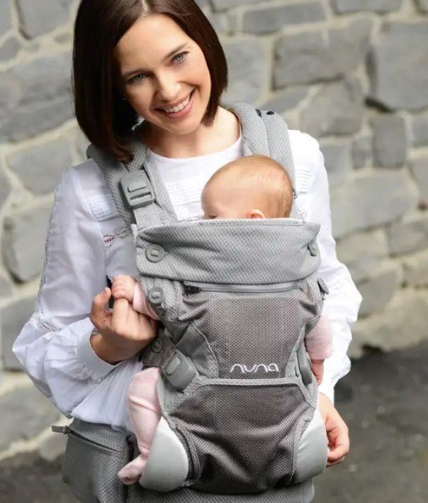 Nuna baby carrier