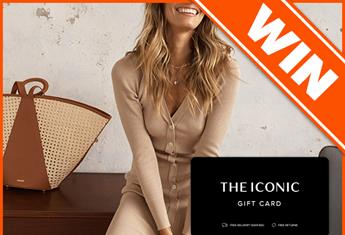 WIN a $50 THE ICONIC Gift Card to treat yourself (or your Mum) this Mother's Day!