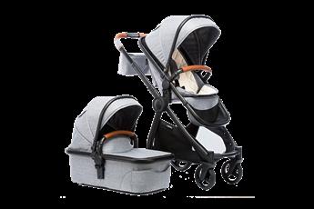 Babybee ROVER2019 – Bassinet & Stroller Set