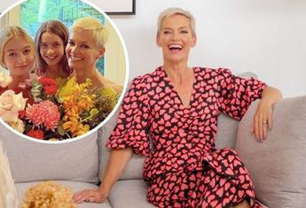 EXCLUSIVE: Jessica Rowe shares her idea of a perfect Mother's Day and what would be the greatest gift of all