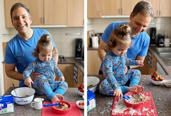 Surviving childcare germs: A nutritious breakfast will help boost your child's immunity
