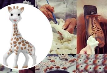 Sophie la Girafe turns 60: How this teething toy became a must-have baby product