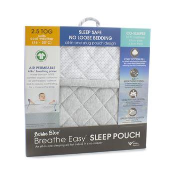 Breathe Easy® 2.5 Tog Sleep Pouch – Co-Sleeper