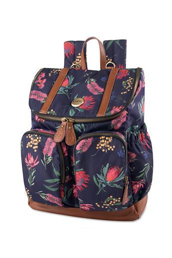 Nappy Backpack – Botanical Floral