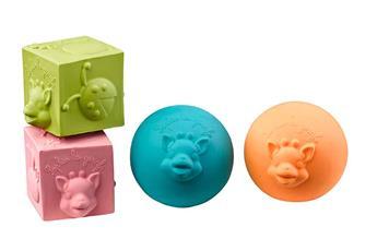 Sophie la girafe® 2 Balls & 2 Cubes