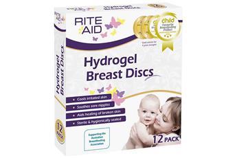 Rite Aid Hydrogel Breast Discs