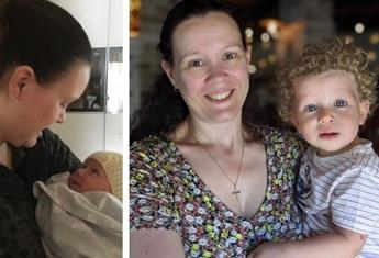 """REAL LIFE: """"My dream of becoming a mum came true through using a sperm donor"""""""