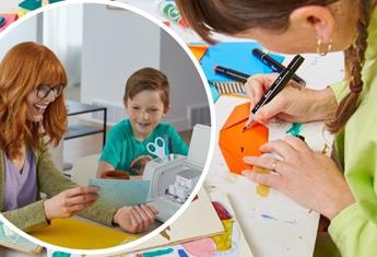 5 creative ideas to keep your children entertained, improve their development skills and boost their mental health