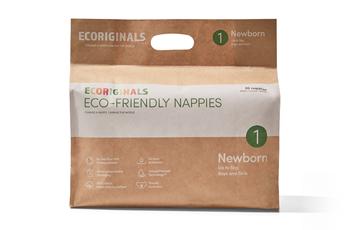 Ecoriginals 1 Pack of Nappies