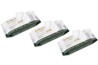 Ecoriginals 3 Packs of Wipes