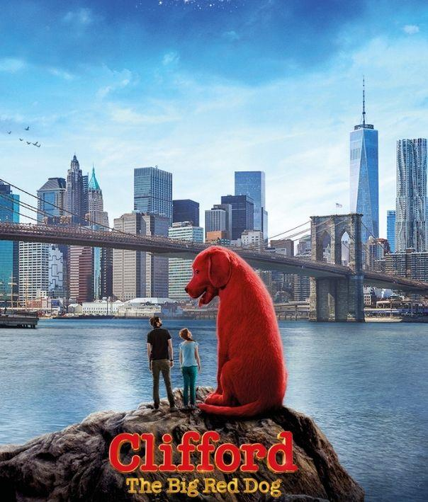 Cifford the Big Red Dog