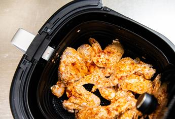 Whip up this air fryer fried chicken recipe for National Fried Chicken Day!