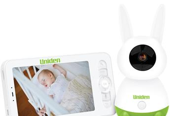 Bounty Parents reviews Uniden BW5151R Smart Baby Monitor series