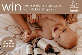 Enter For Your Chance To Win Two Premium Prize Packs From Bubba Organics!