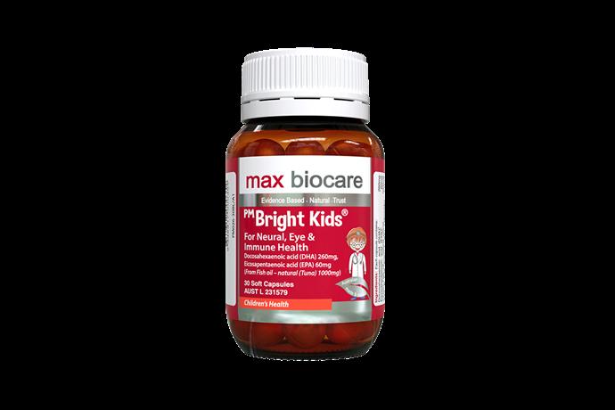 Max Biocare Bright Kids