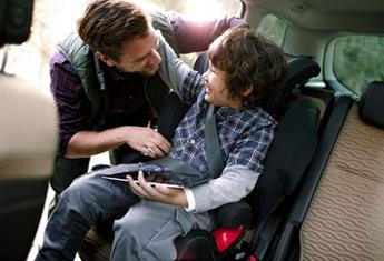 Child booster seat guidelines: What age and height does my child need to be?