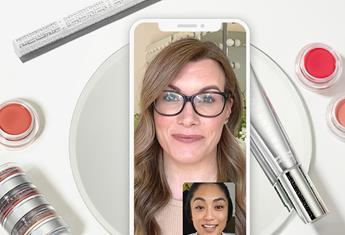 Lockdown self care: Duo virtual appointments with an expert make up artist for you and your BFF