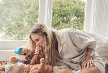 EXCLUSIVE: New mum Elyse Knowles chats all things motherhood with Bounty Parents