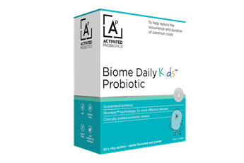 Activated Probiotics Biome Daily Kids